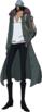 Kuzan Anime Concept Art