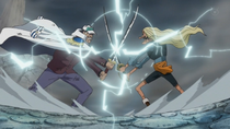 McGuy vs Doberman in the Anime