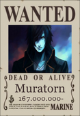 Muratorn Wanted Poster