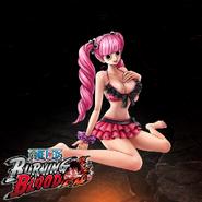 One Piece Burning Blood Swimsuit Perona (Artwork)