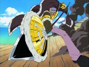 Tombak Pertempuran Perkasa