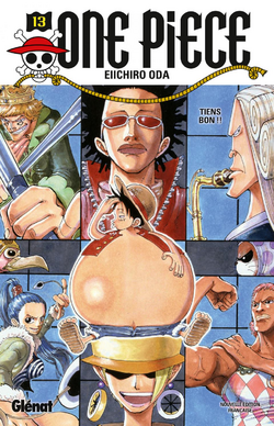 Tome 13 Couverture VF Infobox