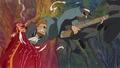 Los Piratas Firetank saliendo del cuerpo de Bege