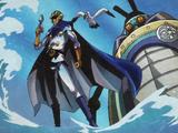 Sora, il guerriero dei mari
