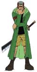 Yosaku Anime Concept Art