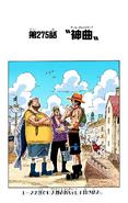 Coloreado Digital del Capítulo 275