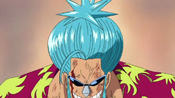 Franky's Hair With Vegetable Juice