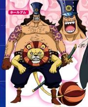 Holdem Anime Concept Art