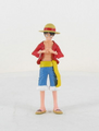 Luffy Figurine 2