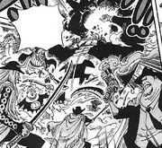 Piratas del nuevo mundo vs Pacifista
