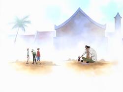 Teach Encourage Luffy