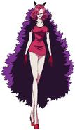 Charlotte Galette Anime Concept Art