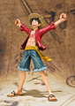 Figuarts Zero Luffy Post Timeskip