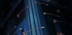 Flèches lancées par Decken changeant de forme