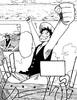 Luffy en Romance Dawn V.2