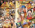 Shonen Jump 2011 numero 35-36