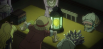 Straw Hats Find Pure Gold