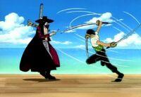 Zorro VS Falkenauge