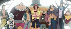 Los Piratas Spade