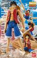 MG Figure-Rise One Piece Luffy Box