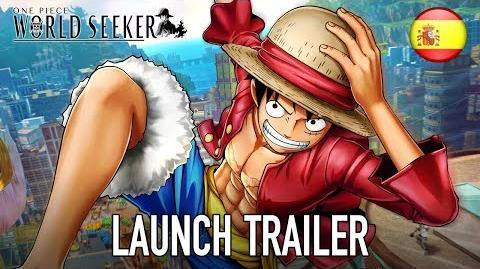 CuBaN VeRcEttI/Publicado el tráiler de lanzamiento de One Piece: World Seeker