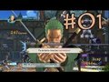 Pirate Warrior Zoro combat