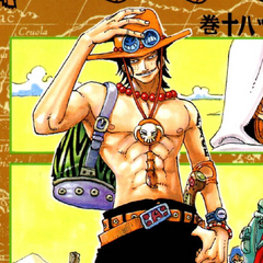 Ace nel manga