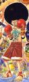 Afro Luffy Manga