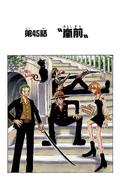 Coloreado Digital del Capítulo 45