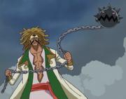 Fléau de Rakuyo Anime Infobox