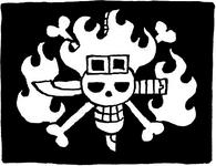Jolly Roger Bajak Laut Kid
