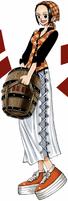 Makino Digital Colored Manga