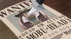 Mobu Head's Wanted Poster