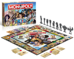 One Piece Monopoly German