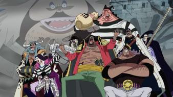 The New Blackbeard Pirates