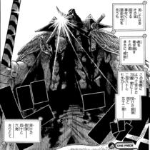 Whitebeard Dies While Standing