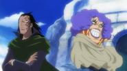 Dragon and Ivankov