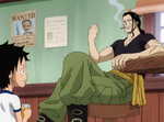 Luffy Benn Poster (Special)