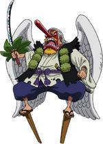 Tenguyama Hitetsu Anime Concept Art