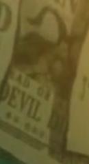Devil Dias Avis de Recherche