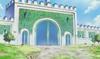 Enies Lobby Main Island Gate