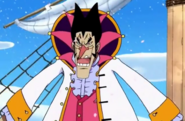 Foxy Boss Luffy Historical Special