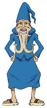 Haredas Anime Concept Art