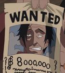 Higuma Bounty Poster