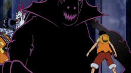 Luffy enfrenta la sombra de Moria