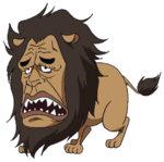 Manticore Anime Concept Art