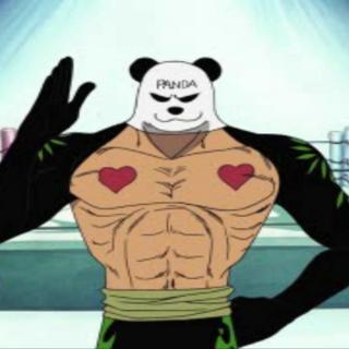 Pandaman nel videogioco <i>Grand Battle! 2</i>