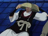 Zoro Boss Luffy Historical Arc Outfit