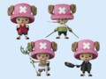 Chopper Model Pirate