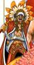 Diamante Manga Color Scheme